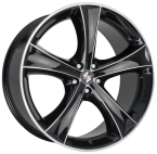 "Etabeta TETTSUT Black shiny full pol Black shiny full pol 16""(8056389229176)"