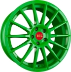 "TEC-Speedwheels AS2 Grøn 17""(7017ATE022)"