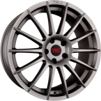 "TEC-Speedwheels AS2 Gunmetal 17""(7017ATE024)"