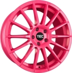 "TEC-Speedwheels AS2 Pink 17""(7017ATE040)"
