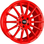 "TEC-Speedwheels AS2 Rød 17""(7017ATE083)"