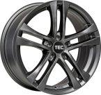 "TEC-Speedwheels AS4 Gunmetal 16""(7016ate102)"