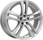 "TEC-Speedwheels AS4 Sølv 16""(7016ate094)"