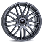 "TEC-Speedwheels GT1 Gunmetal 18""(8518as287)"