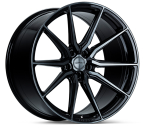 "Vossen HF3 Double Tinted Gloss Black 19""(103 HF3-9M69)"