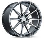 "Vossen HF3 Gloss Graphite Polished 19""(103 HF3-9M70)"