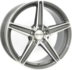 "Monaco MC3 Anthracite & Polished ANTHRACITE & POLISHED 18""(EW428926)"