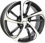 "Monaco MC10 Gloss Black & Polished GLOSS BLACK & POLISHED 18""(EW428899)"