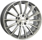 "Monaco MC9 Anthracite & Polished ANTHRACITE & POLISHED 18""(EW428892)"