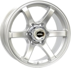 "InterAction Offroad Silver SILVER 17""(EW264898)"