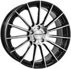 "Monaco Formula Black & Polished BLACK & POLISHED 17""(EW334913)"