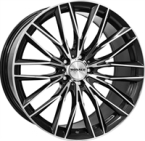 "Monaco GP2 Anthracite & Polished ANTHRACITE & POLISH 18""(EW352976)"