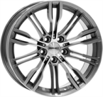 "Monaco Grandprix 8 Anthracite & Polished ANTHRACITE & POLISHED 19""(EW435253)"