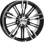 "Monaco Grandprix 8 Gloss Black & Polished GLOSS BLACK & POLISHED 19""(EW435266)"