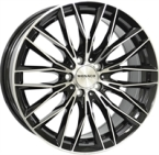 "Monaco Grandprix 2 Gloss Black & Polished GLOSS BLACK & POLISHED 19""(EW428845)"