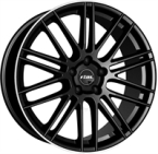 "Rial Kibo Black & Polished BLACK & POLISHED 17""(EW368551)"