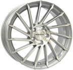 "Monaco Turbine Mc Light Gray Pol. LIGHT GRAY POLISHED 18""(EW332004)"