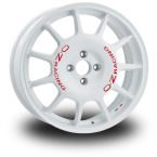 "OZ Leggenda WHITE RED LETTERING 17""(W01872202A33)"