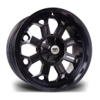 "RIVIERA XTREME RX900 BLACK POLISHED 20""(RX90020956X13915110BP-v1)"