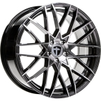 "Tomason TN19 Dark Hyper black polished 19""(4250683510839)"