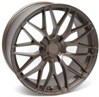 "ZITO ZF01 Triple Satin Bronze 20""(900BR45MBRZIZF01)"
