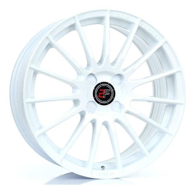 2FORGE ZF1 WHITE 17""