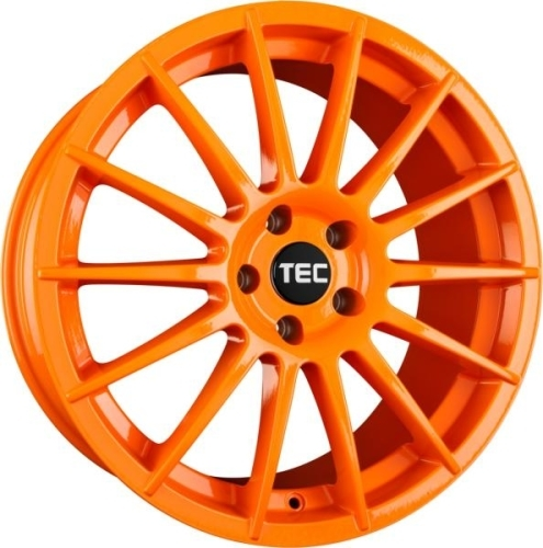 TEC-Speedwheels AS2 Orange 18""