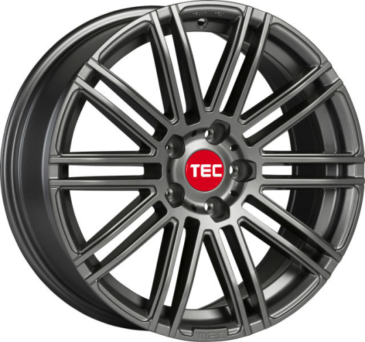 TEC-Speedwheels AS3 Gunmetal 17""