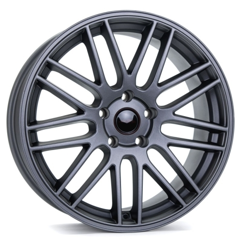 TEC-Speedwheels GT1 Gunmetal 18""