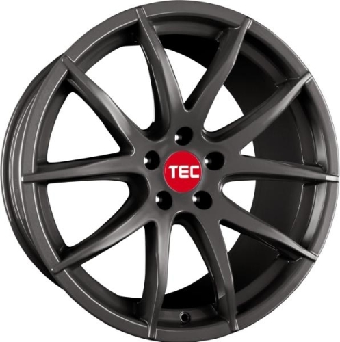 TEC-Speedwheels GT3 Gunmetal 18""