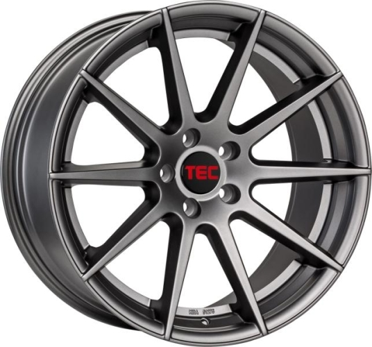 TEC-Speedwheels GT7 Gunmetal 19""