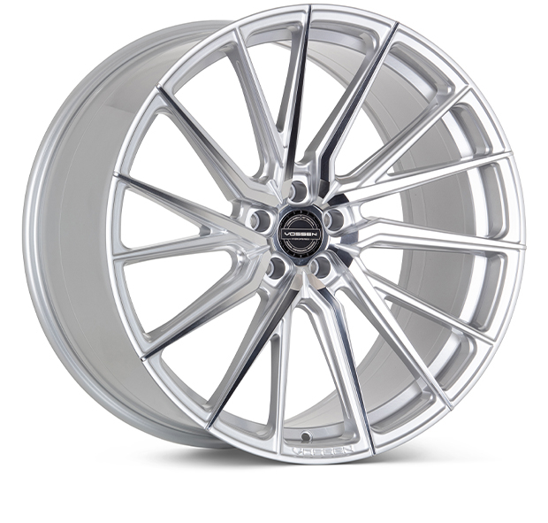 Vossen HF4T Silver Polished 20""