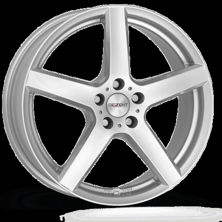 Dezent TY Silver 15""