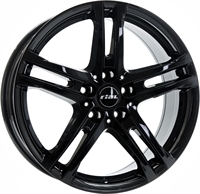 Rial Bavaro Black DIAMOND BLACK 16""