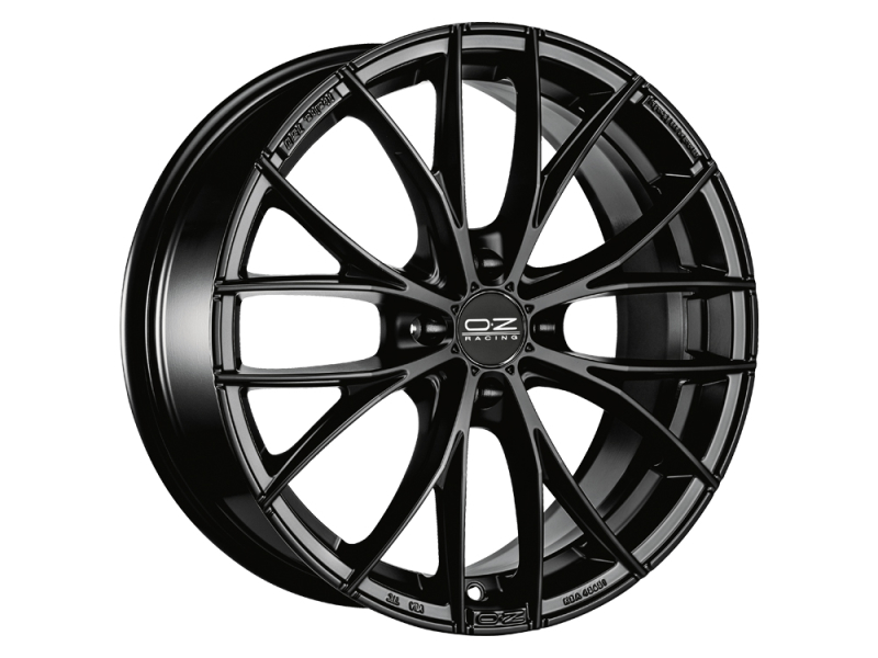 OZ Italia 150-4 Gloss Black GLOSS BLACK 17""