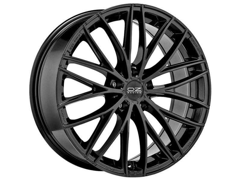 OZ Italia 150 Gloss Black GLOSS BLACK 17""