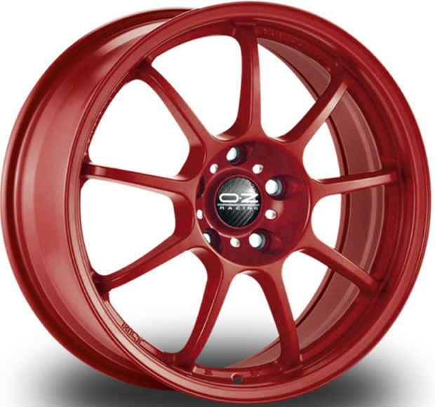 OZ Alleggerita HLT Red RED 16""