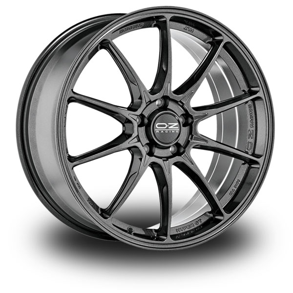 OZ Hyper GT STAR GRAPHITE 17""