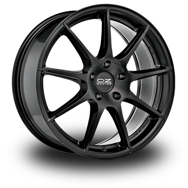 OZ Omnia Black Matt Black 17""