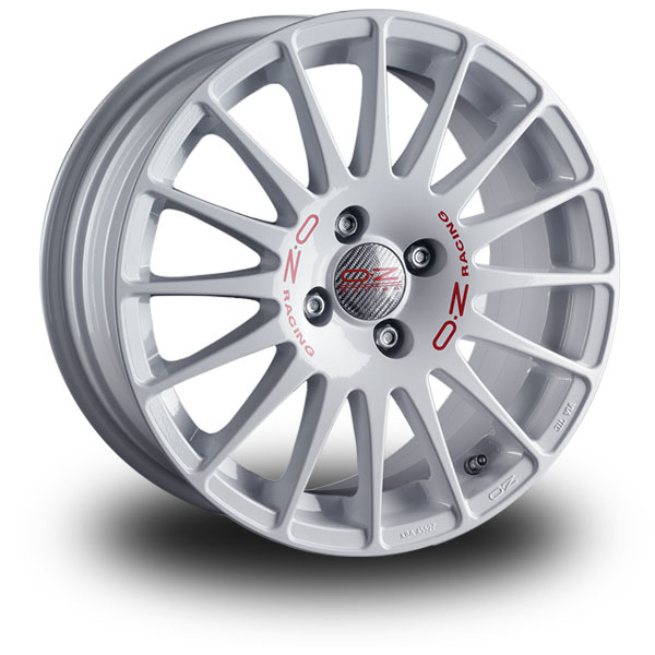 OZ Superturismo WRC RACE WHITE 14""