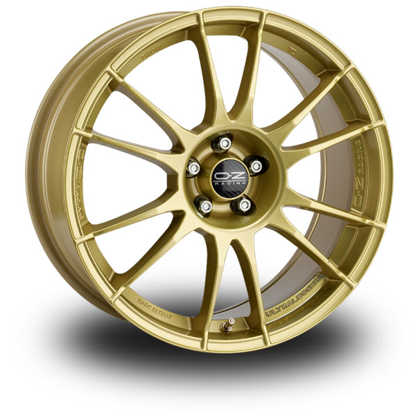 OZ Ultraleggera Gold RACE GOLD 17""