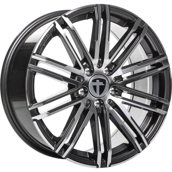Tomason TN18 gunmetal polished 18""