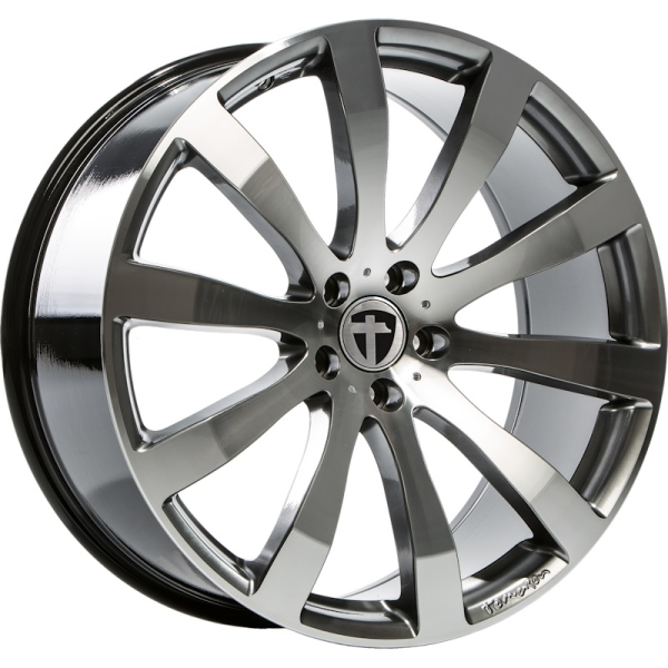 Tomason TN4 Hyperblack polished 19""